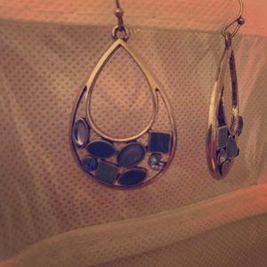 Lia Sophia jewel earrings